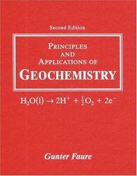 Principles applications geochemistry 2