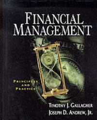 Financial management prin