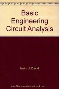 Basic engineering circuit analys