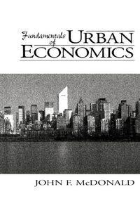 Fundamentals urban econom