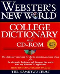 Weebster´s college dictionary cd-rom