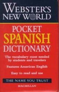 Wnw pocket spanish dictionary