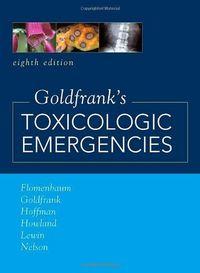 Goldfranks toxicologic emergencies