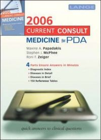 Current consult medicine for pda 2006 dvd
