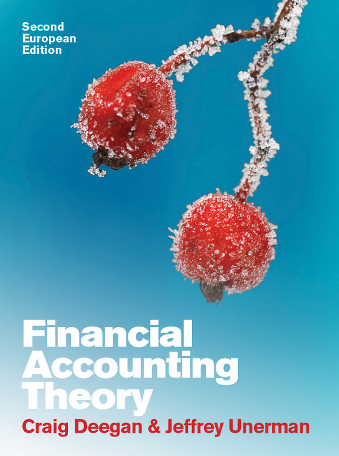 Financial accounting theory european edit
