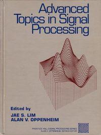 Advanced topics signal proccesing