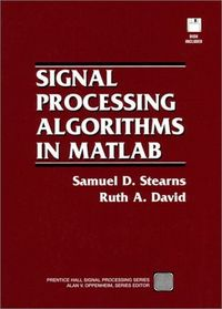Signal processing algoritm