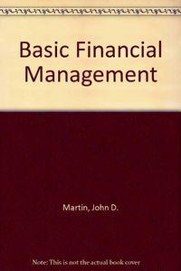 Basic financial management 6ª