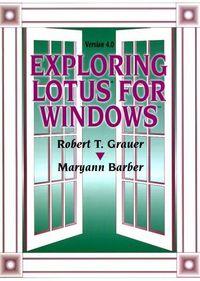 Exploring lotus for windows