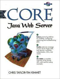 Core java web server