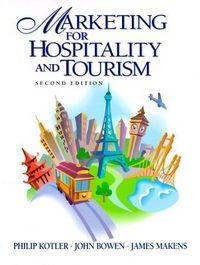 Marketing hospitality tourism 2/e