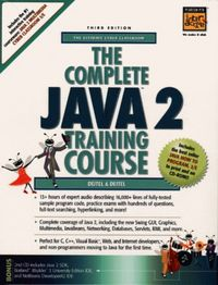 Complete java 2 trainng course