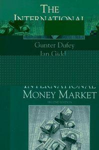 International money market 2ªed.