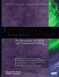 On demand printing