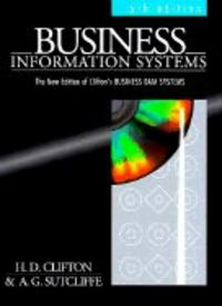 Business information systems 5/e