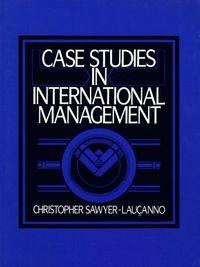 Case studies international manag