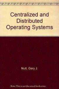 Centralized distributed operat