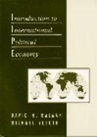 Int.international political economy