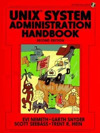 Unix system administ.handbook 2ªe