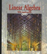 Linear algebra with appli