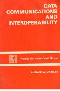 Data communications interopera