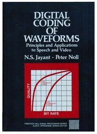 Digital coding of waveforms