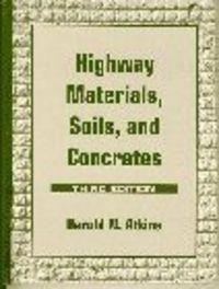 Highway materials soils