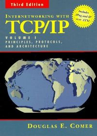Internetworking tcp/ip vol i