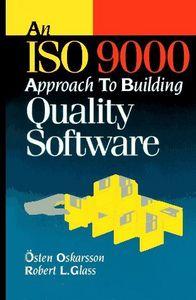Iso 9000 approach buildin