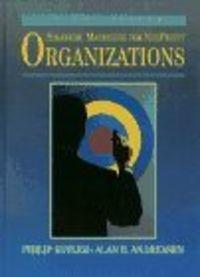 Strategic marketing nonprofit organiza