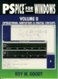 Pspice for windows vol.ii