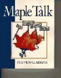 Maple talk