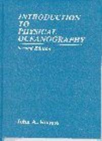 Int.physical oceanography 2ª.