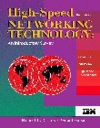 High-speed networking technology-3ºed.