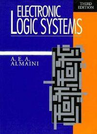 Electronic logic systems