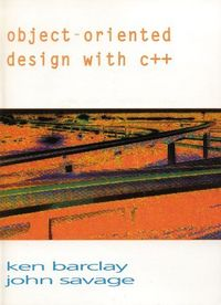 Object oriented design wi