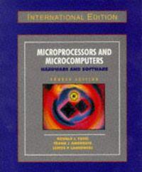 Microprocessors microcomputers 4ªed
