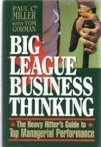 Big league business thinking