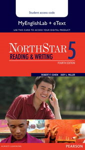 Northstar reading writing 5 15 etext with myengl.