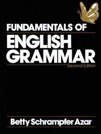 Fundamentals englsh grammar 2 ed