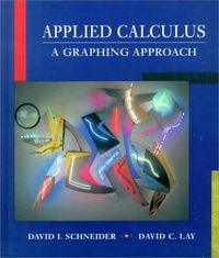 Applied calculus graphing