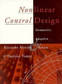 Nonlinear control desing