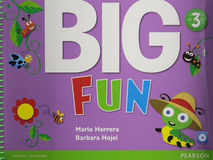 Big fun 3 st +cd 15
