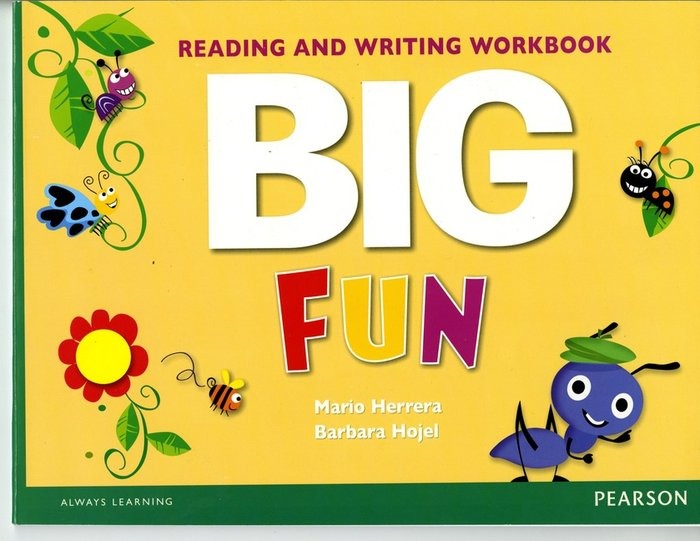 Big fun reading and writing ei wb 15