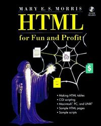Html for fun and profit