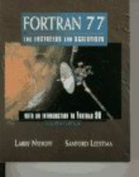 Fortran 77 enginers scientists 4ªed