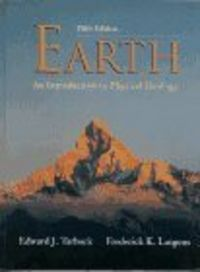 Earth introduction phisical geology