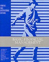 Basic financial management 7ª ed.