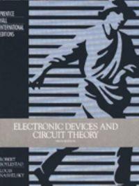 Electronic devices circuit theory 6ª.e
