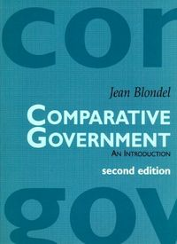 Comparative government 2nd edit.